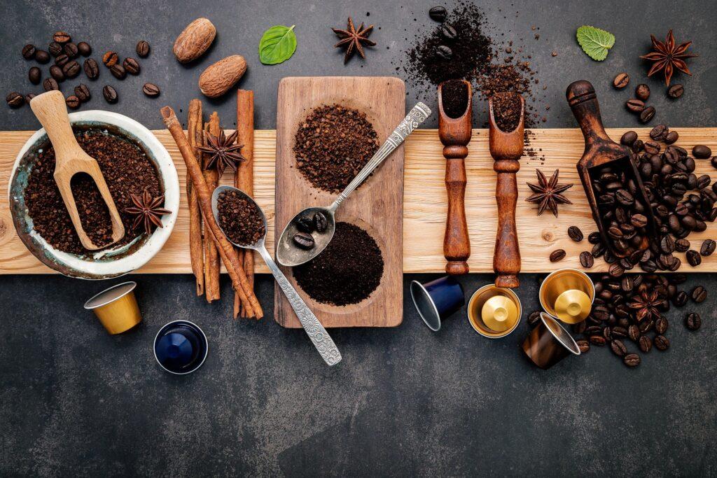 コーヒと道具