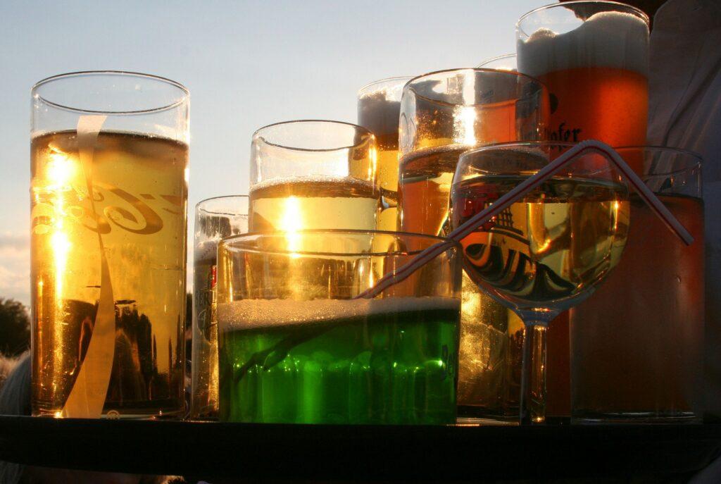 いろんなビールグラス