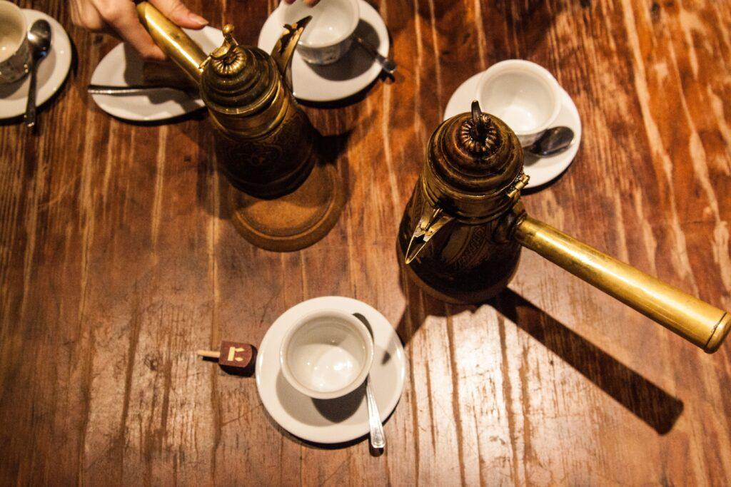 コーヒーの道具