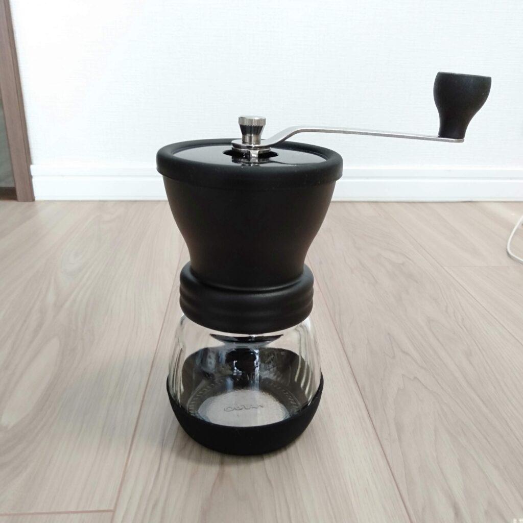 ハリオのコーヒーミル